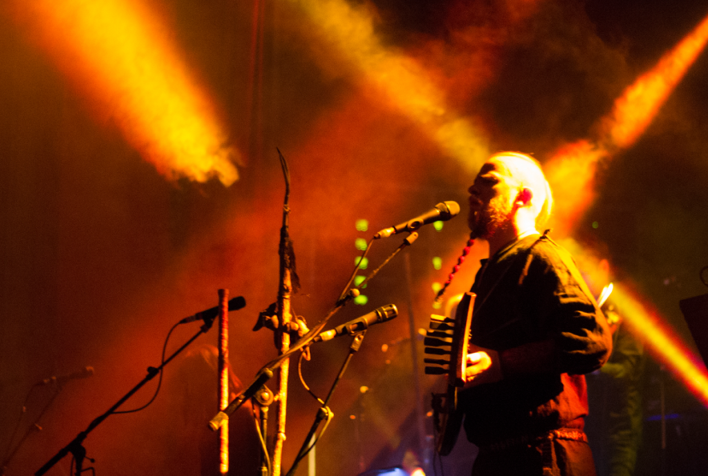 Wardruna live at By Norse 2016