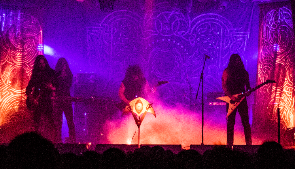 Wolves In The Throne Room live November 2017