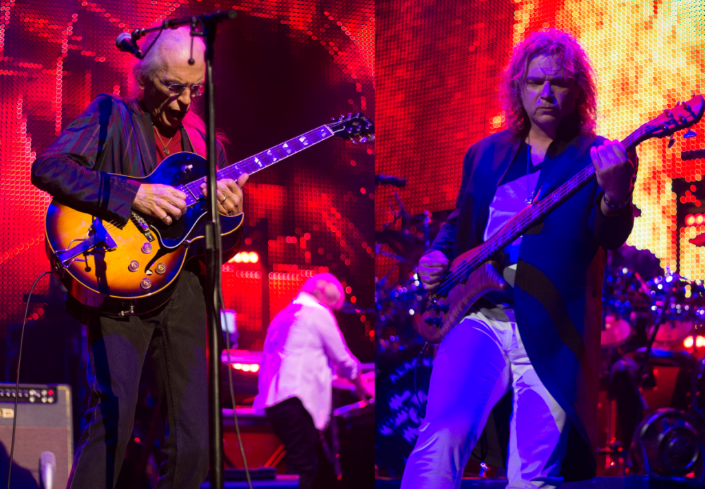 Yes live at the Royal Albert Hall May 2016