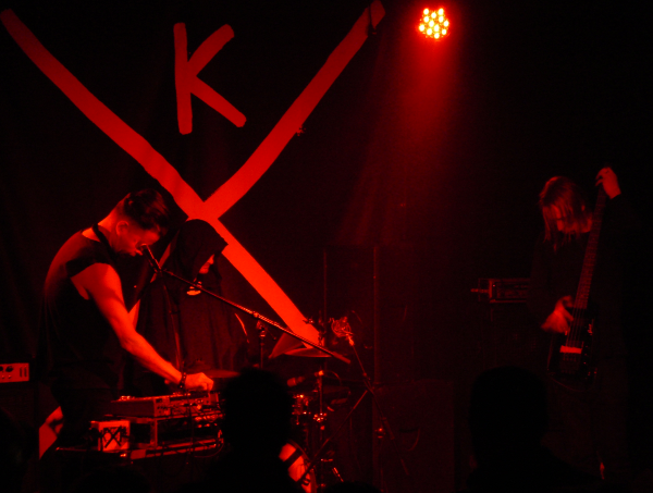 K-X-P at The Lexington