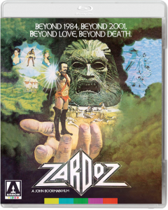 Zardoz bluray